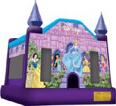 Inflatable Disney Princess Jump