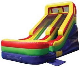 Cleveland inflatable water slide rental